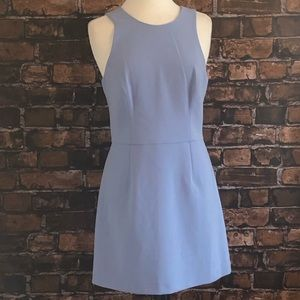 French Connection Periwinkle Dress 8
